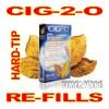 CIG-2-O CARTOMIZERS MENTHOL 24MG 5-PACK