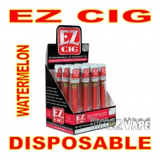 EZ CIG DISPOSABLE E-CIGARETTE 600 PUFFS WATERMELON