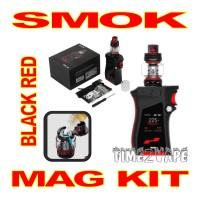 SMOK MAG KIT 225W BLACK RED