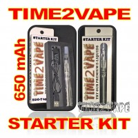 TIME2VAPE 650mAh CE4 STARTER KIT