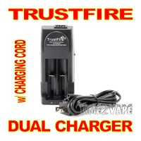 TRUSTFIRE DUAL CHARGER TR-001
