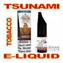 TSUNAMI PREMIUM E-LIQUID 10mL TOBACCO 24mg