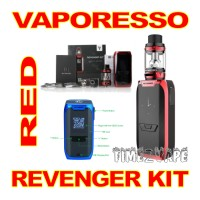 VAPORESSO REVENGER 220W KIT RED
