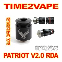 TIME2VAPE PATRIOT V2.0 RDA