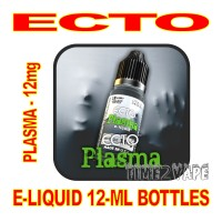 ECTO E-LIQUID 12mL BOTTLE PLASMA 12mg