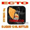 ECTO E-LIQUID 12mL BOTTLE TOBACCO 18mg