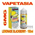 VAPETASIA LEMONADE BLACKBERRY 6MG - 100mL