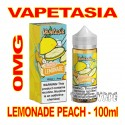 VAPETASIA LEMONADE PEACH 0MG - 100mL
