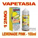 VAPETASIA LEMONADE PINK 12MG - 100mL
