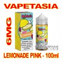 VAPETASIA LEMONADE PINK 6MG - 100mL