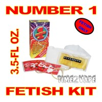 GO NUMBER 1 URINE FETISH KIT
