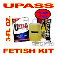 UPASS URINE FETISH KIT