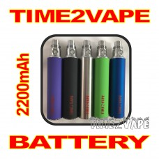 TIME2VAPE 2200mAh REPLACEMENT BATTERY